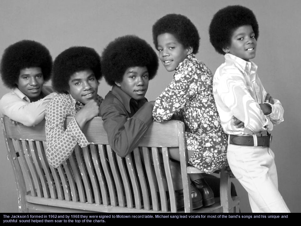 Michael Jackson, 1970. Back when the King of Pop was just a prince, 11-year-old Michael Jackson began to wow the world with his enormous talent.