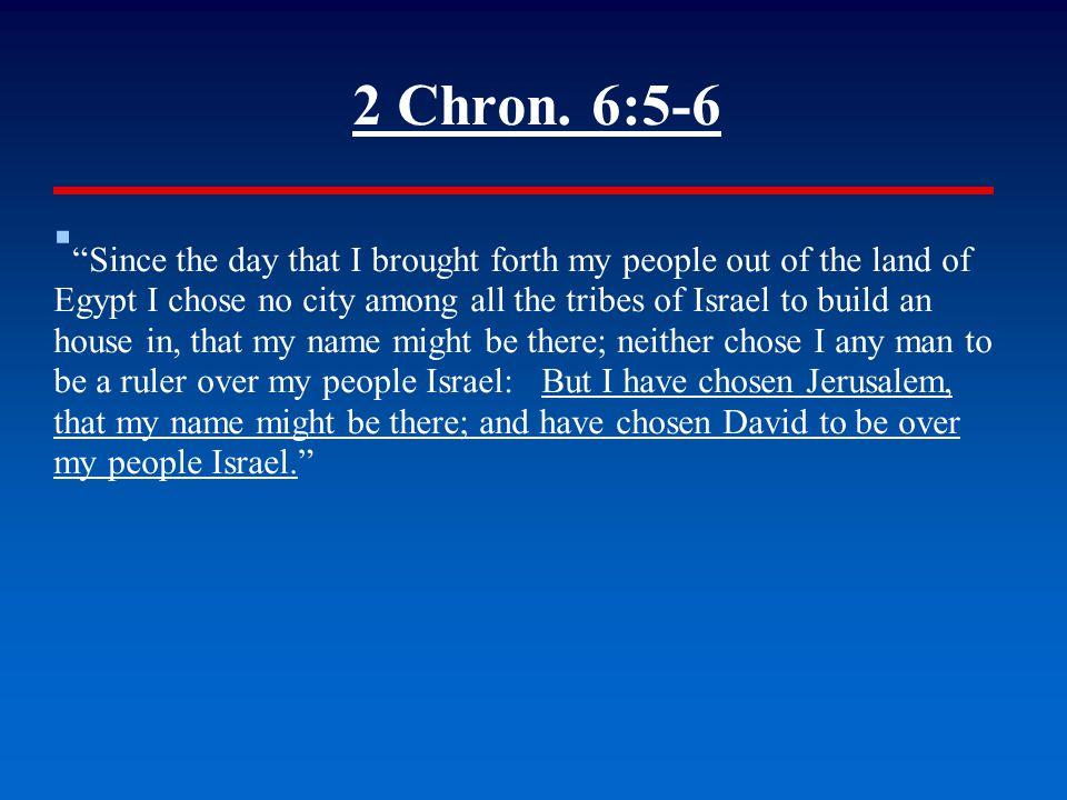 2 Chron.