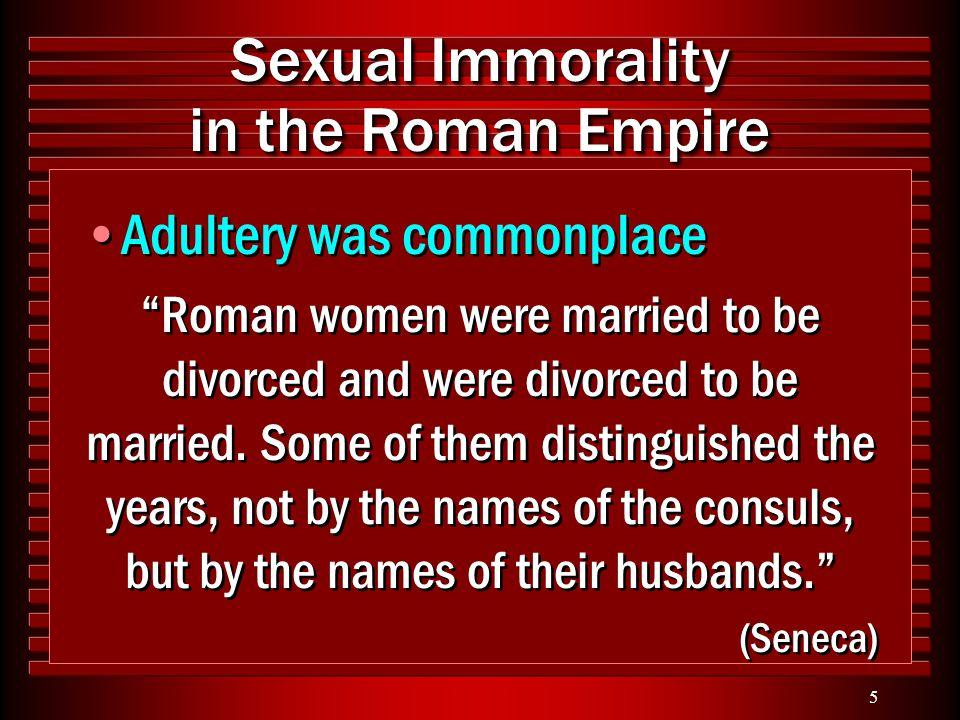 16 Fornication is… DESTRUCTIVE Destroys souls, Prov.