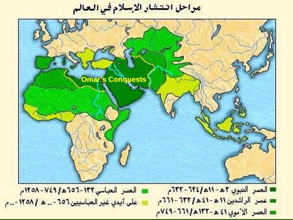 Omar's Conquests