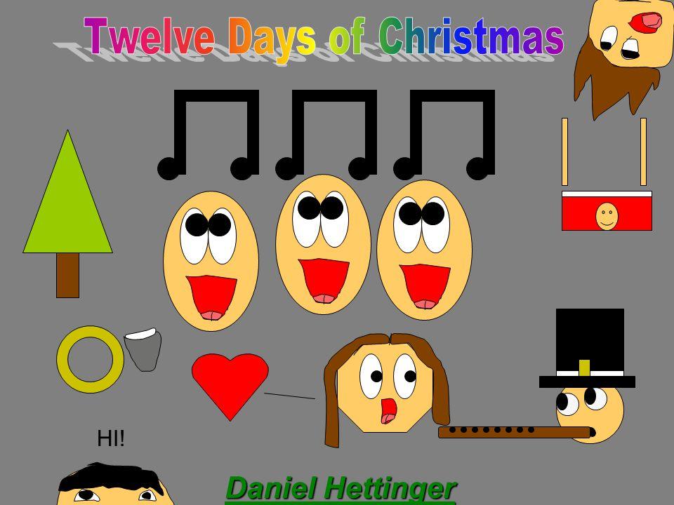 Daniel Hettinger HI!