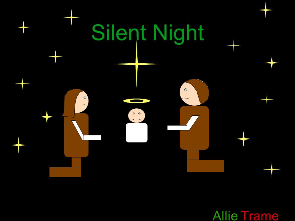 Silent Night Allie Trame