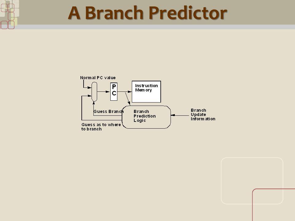 CML A Branch Predictor