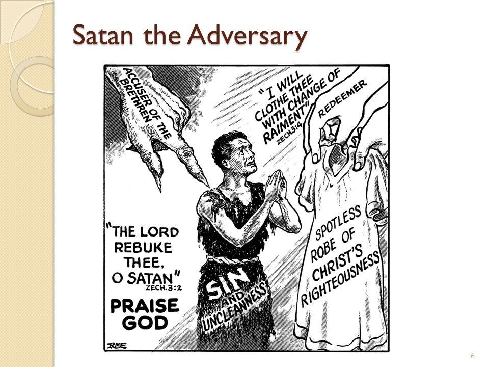 Satan the Adversary 6