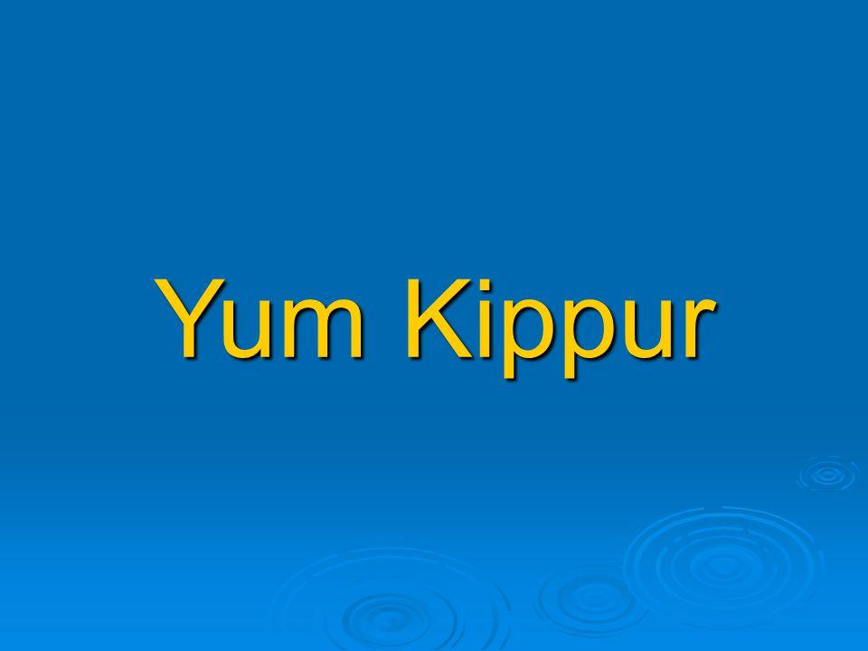 Yum Kippur