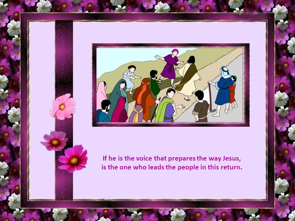 The ministry of John explains that of Jesus.