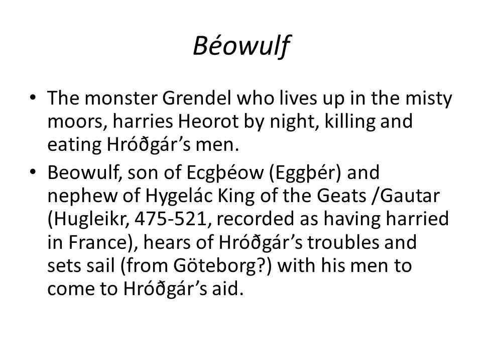 Béowulf Beowulf and hs men return to Geatland laden wth gifts from Hróðgár.