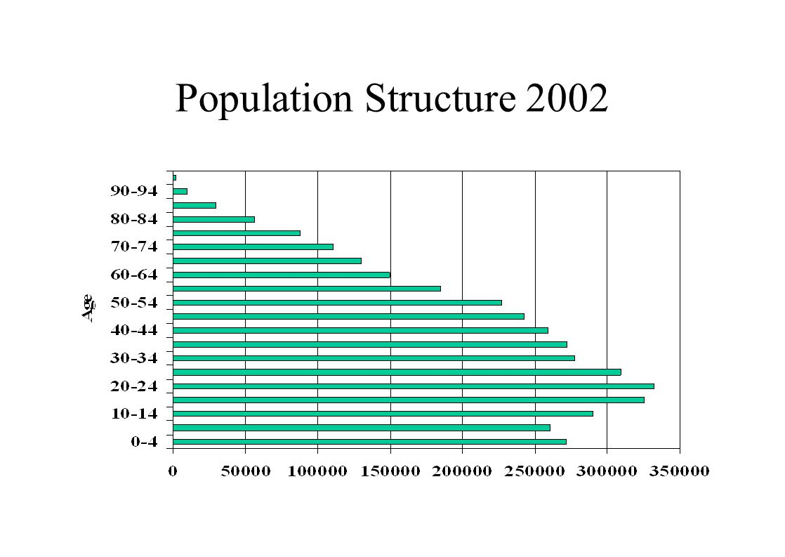 Population Structure 2002