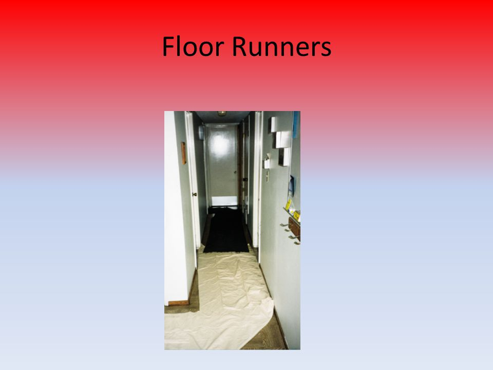 Floor Runners