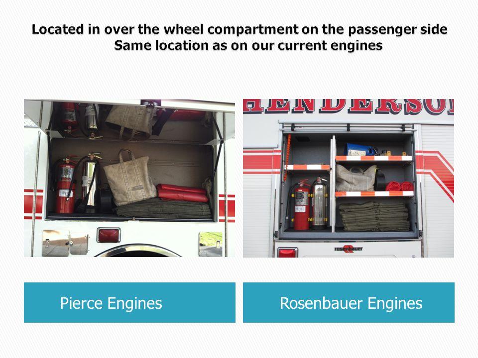 Pierce EnginesRosenbauer Engines