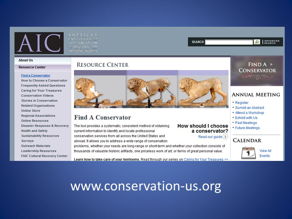 www.conservation-us.org