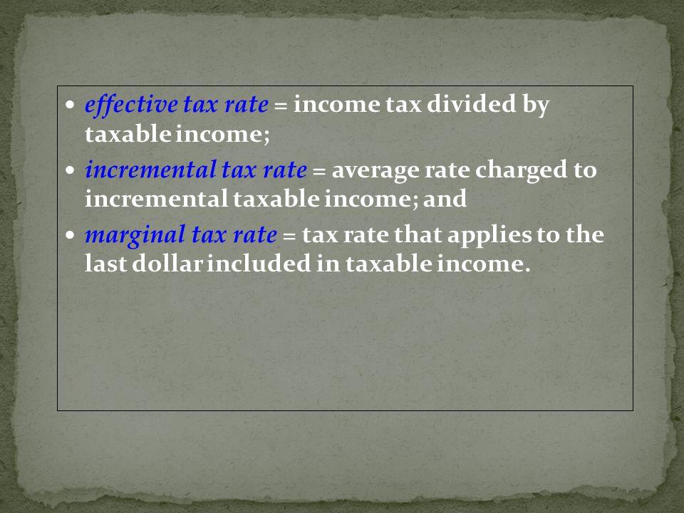Formulas BTCF = Before Tax Cash Flow = Revenues - Expenses TI = Taxable Income = Cash Flow - Interest - Depreciation Tax = TI * Tax Rate ATCF = After Tax Cash Flow = BTCF - Tax