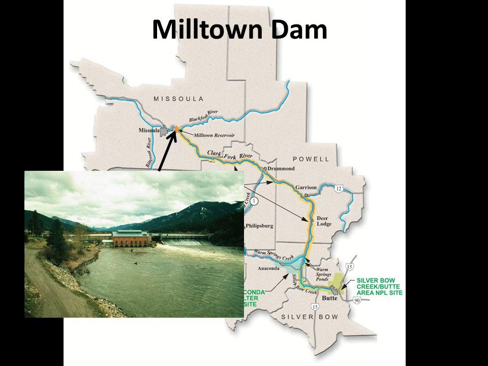 Milltown Dam