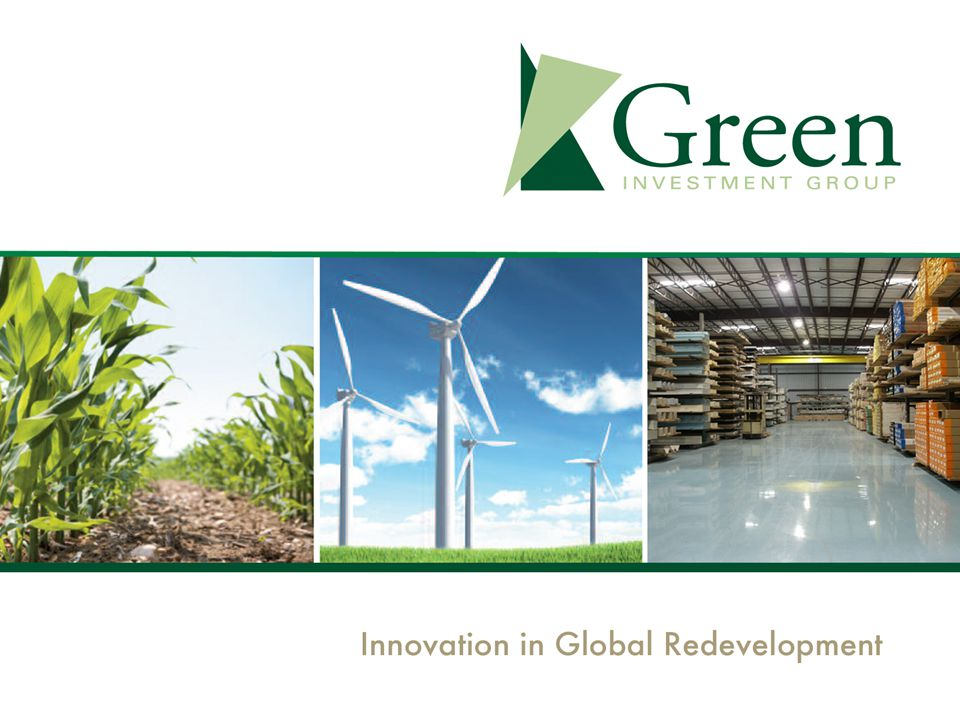 Green Investment Group, Inc.Company Profile Green Investment Group, Inc.