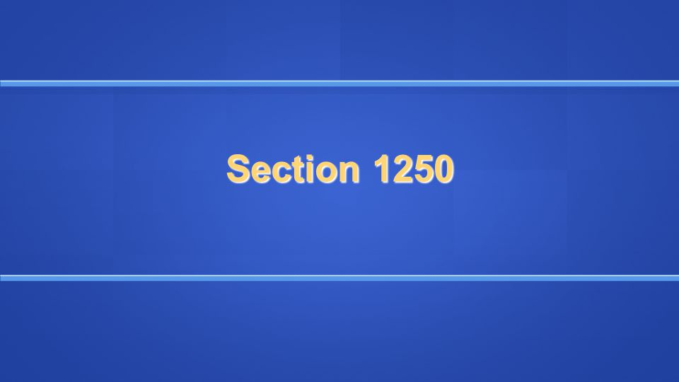 Section 1250