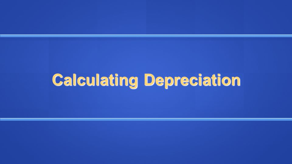 Learning Objective Explain the amortization of certain intangible assets; describe the cost recovery limitations on certain depreciable assets collectively known as listed property, and.