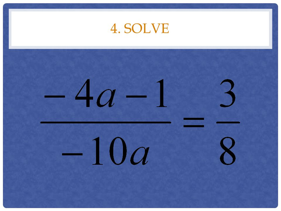 Some values of two linear equations are shown below.