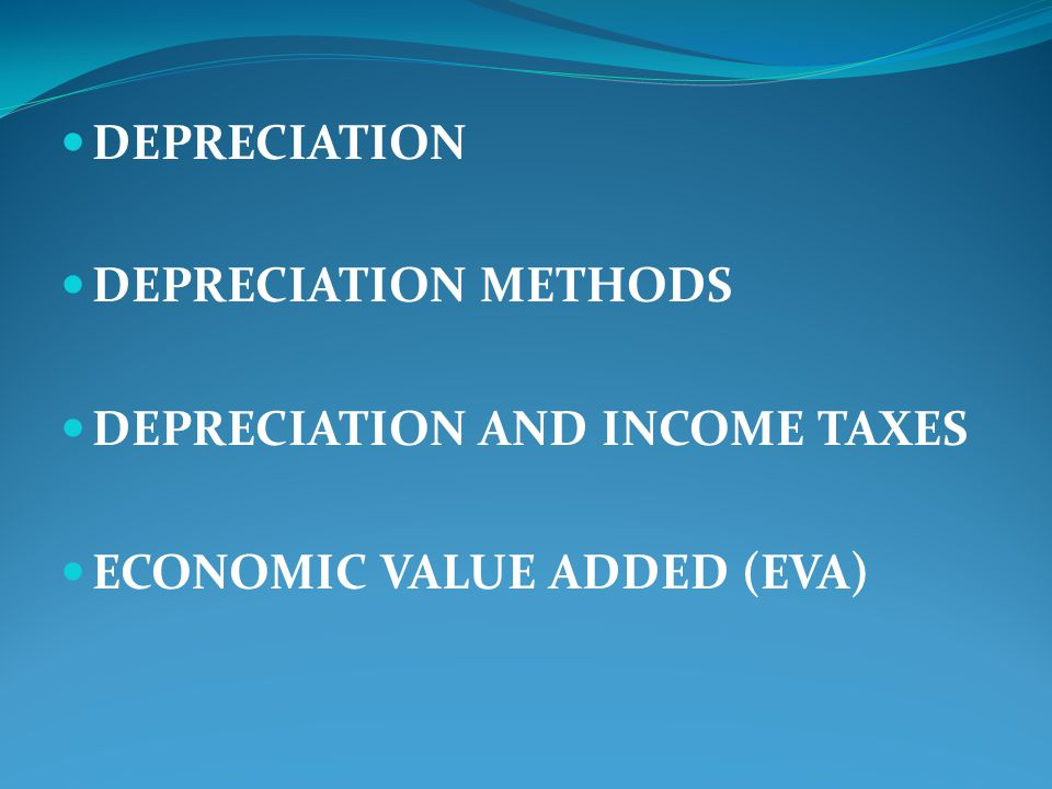 Conclusion (cont.) Since EVA helps the organization to realize that capital is a costly resource the most immediate effect of EVA implementation is in most cases dramatic improvement in capital efficiency (improved capital turnover) Compared to conventional measures, EVA is an epochal measure since it can be maximized: it is the better the bigger EVA is.