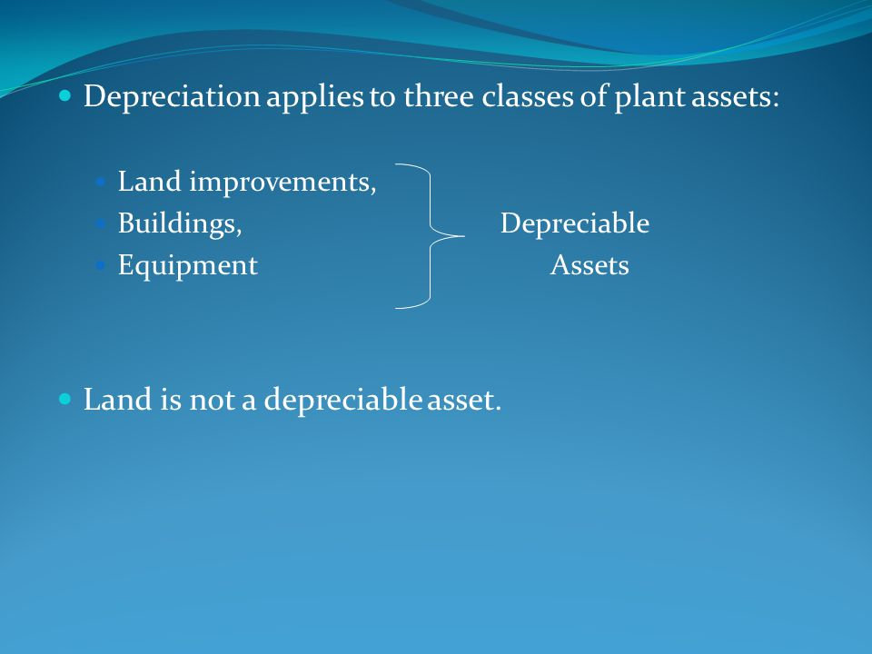 Changing the Useful Life of a Depreciable Asset Estimating the useful life of each plant asset poses an accounting challenge.