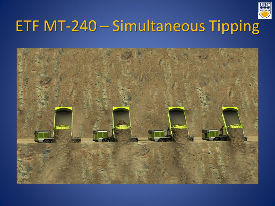 ETF MT-240 – Simultaneous Tipping
