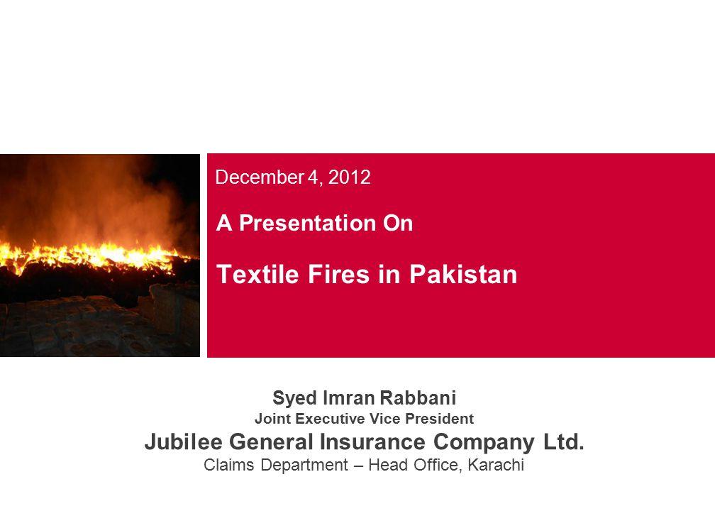 21 Jubilee General Insurance Company Ltd.
