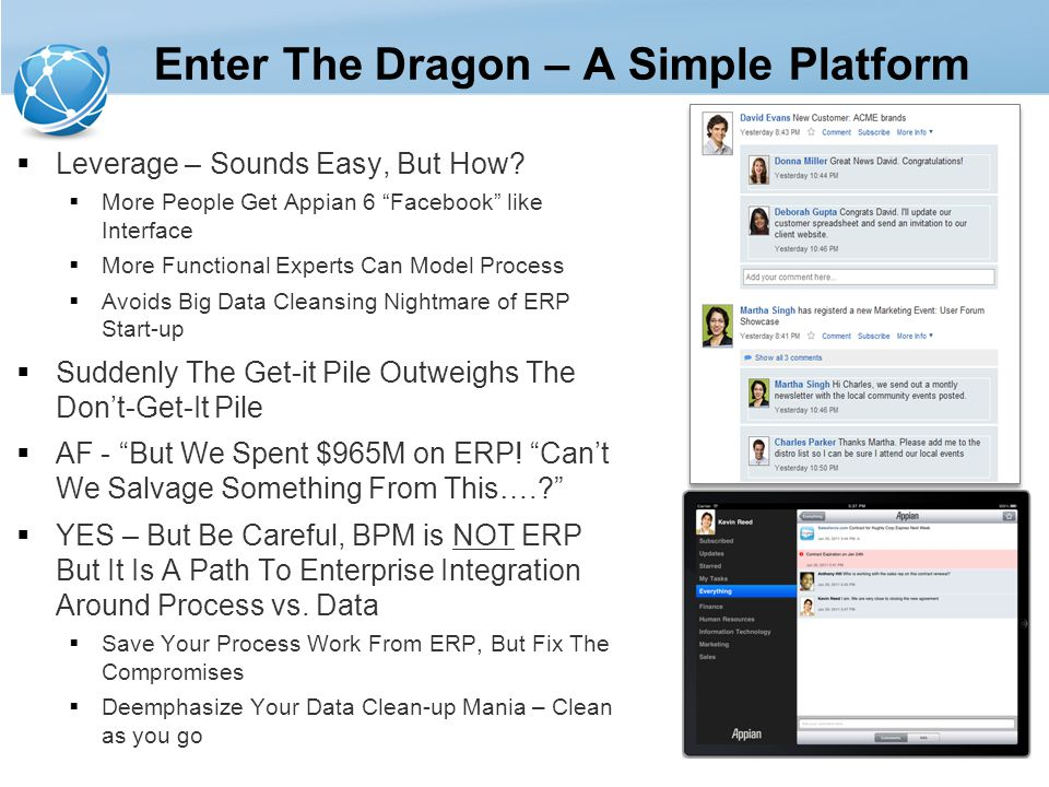Enter The Dragon – A Simple Platform  Leverage – Sounds Easy, But How.