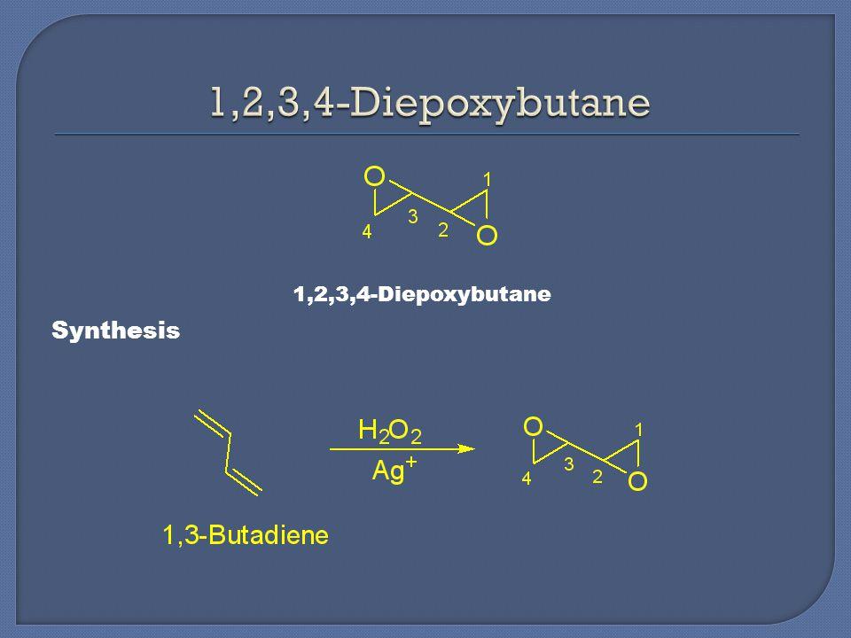 1,2,3,4-Diepoxybutane Synthesis