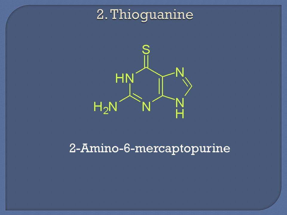 2-Amino-6-mercaptopurine