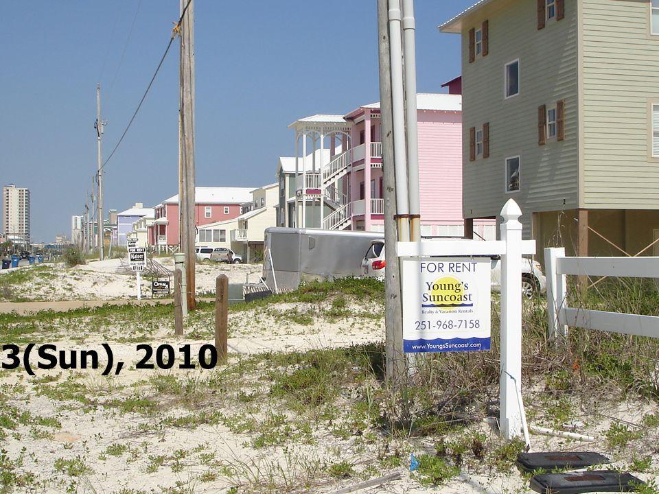 June 13(Sun), 2010