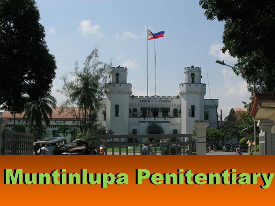 Muntinlupa Penitentiary