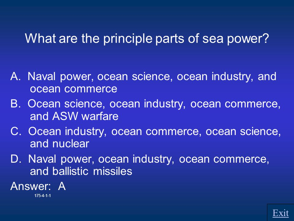 Which of the following are primary tasks of the Navy? A. Suppress enemy sea commerce B. Control vital sea areas C. Protect vital sea lines of communic