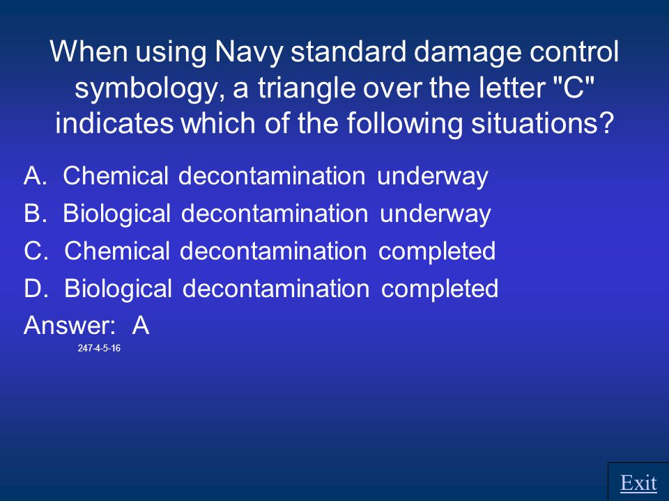 The shipboard damage control administrative organization is an integral part of which of the following departments.
