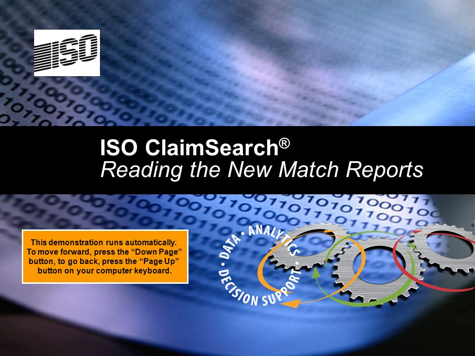 Initiating claim information New – Summary of the Match Report by party New – Key fraud indicators (15 available*) are from the initiating claim or Match Reports New – Link to claim in the detailed Match Report * See all 15 at the end of the Report.