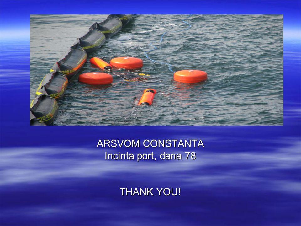 ARSVOM CONSTANTA Incinta port, dana 78 THANK YOU!