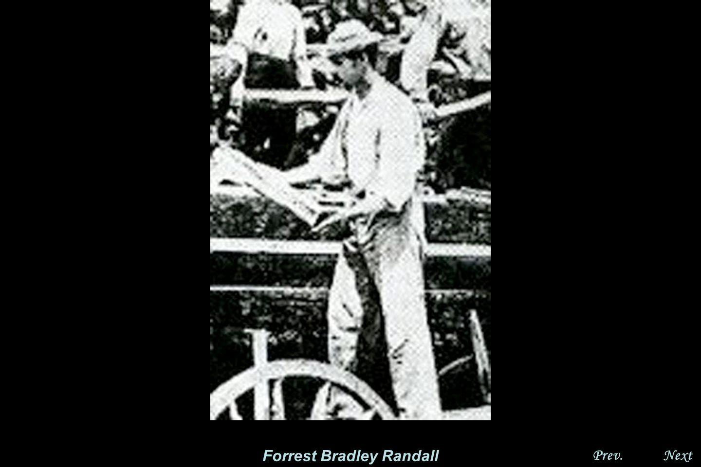 NextPrev. Forrest Bradley Randall. Gen.8 Forrest Bradley Randall, left of center, of Mt.