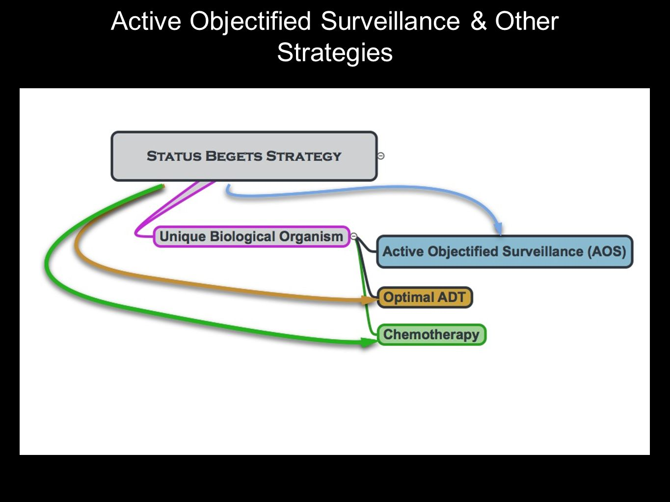 Active Objectified Surveillance & Other Strategies