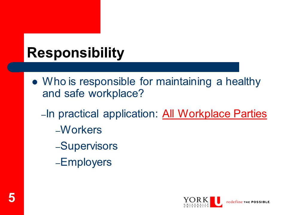 46 Response to Work Refusal (OHSA, section 43) What do you do when a worker refuses.