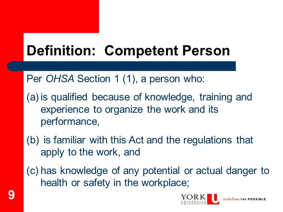 40 OHS Act and Regulations Available on the MOL website at: OHS Act: http://www.e-laws.gov.on.ca/html/statutes/english/elaws_statutes_90o01_e.htm Regulations: http://www.labour.gov.on.ca/english/hs/laws/regulations.php A Guide to the OHS Act http://www.labour.gov.on.ca/english/hs/pubs/ohsa/index.php