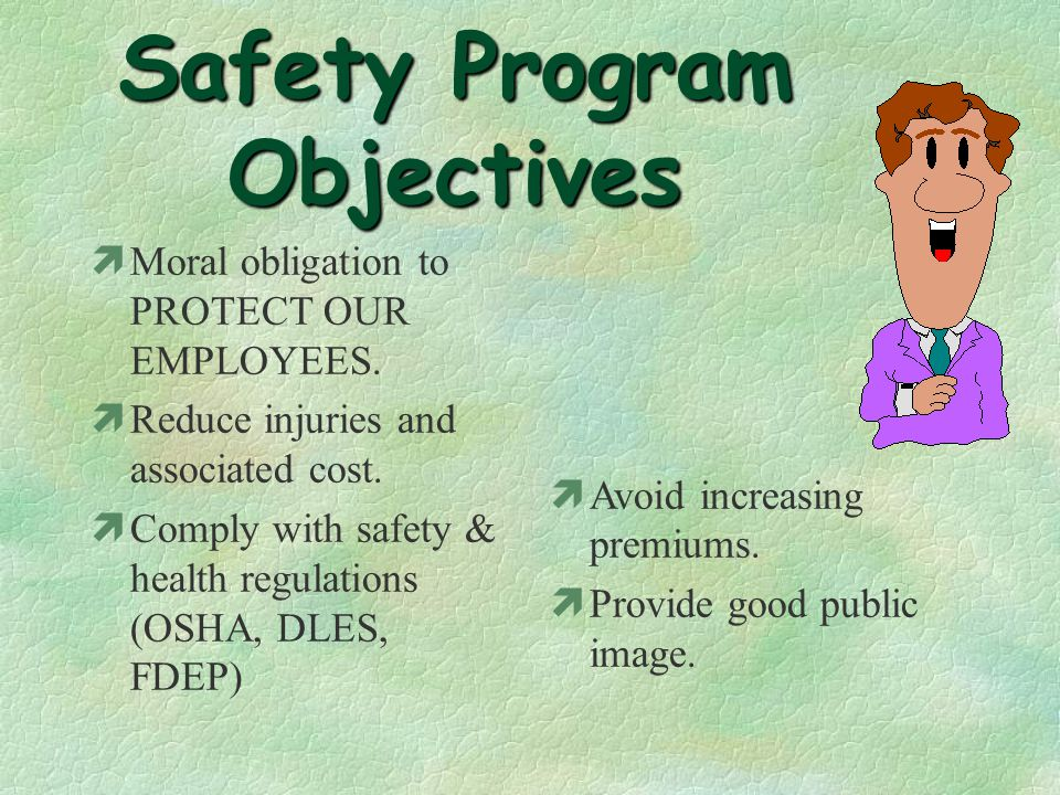 OSHA and You as a Supervisor
