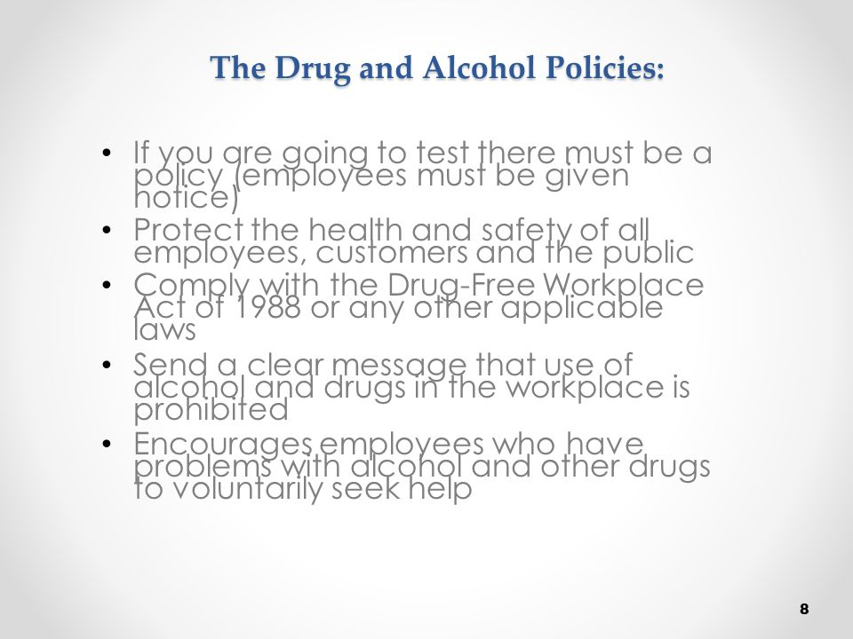 Training Acknowledgment Class: Supervisor Substance Abuse Training I, ______________________, certify that I attended training or studied the Supervisor Drug Awareness and Reasonable Suspicion Training Class materials.
