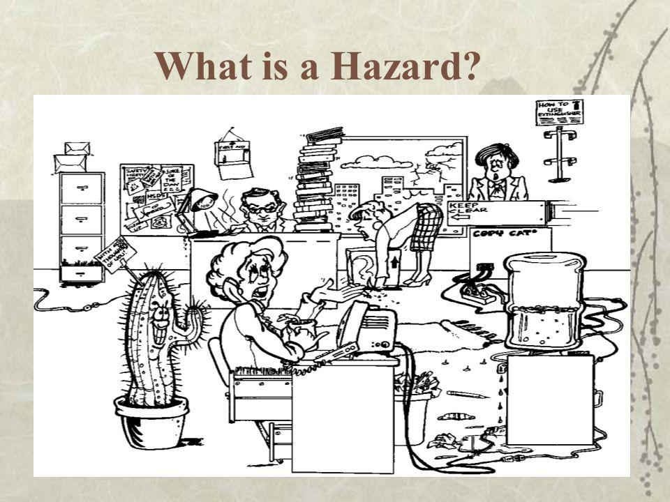 26 What is a Hazard?