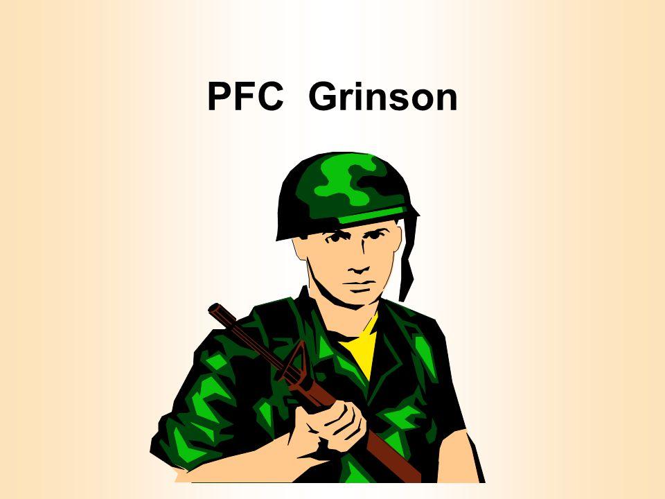 PFC Grinson