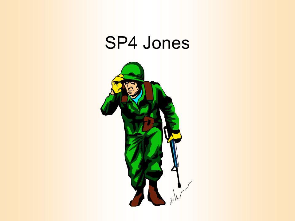 SP4 Jones