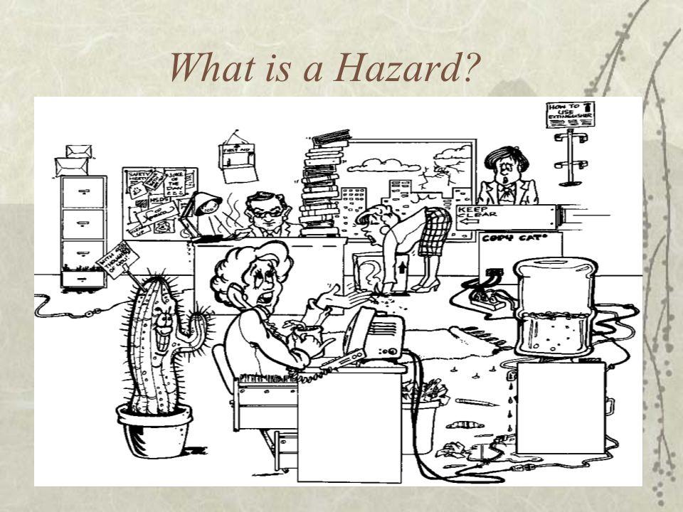 24 What is a Hazard?