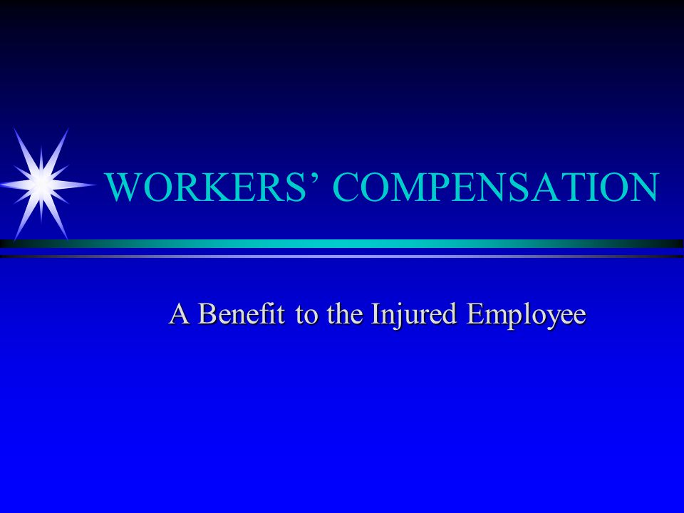 WORKERS' COMPENSATION PROGRAM ä Administered by Office of Environmental Health & Safety (handout) ä ECU Contact: Donna Davis, WC Manager ä Medical Provider: Employee Health ä Facilities Services contacts ä RTW: Bill Bagnell, Griffin Avin ä Forms: Elizabeth Mills, Kathy Odom, Barbara Moseley