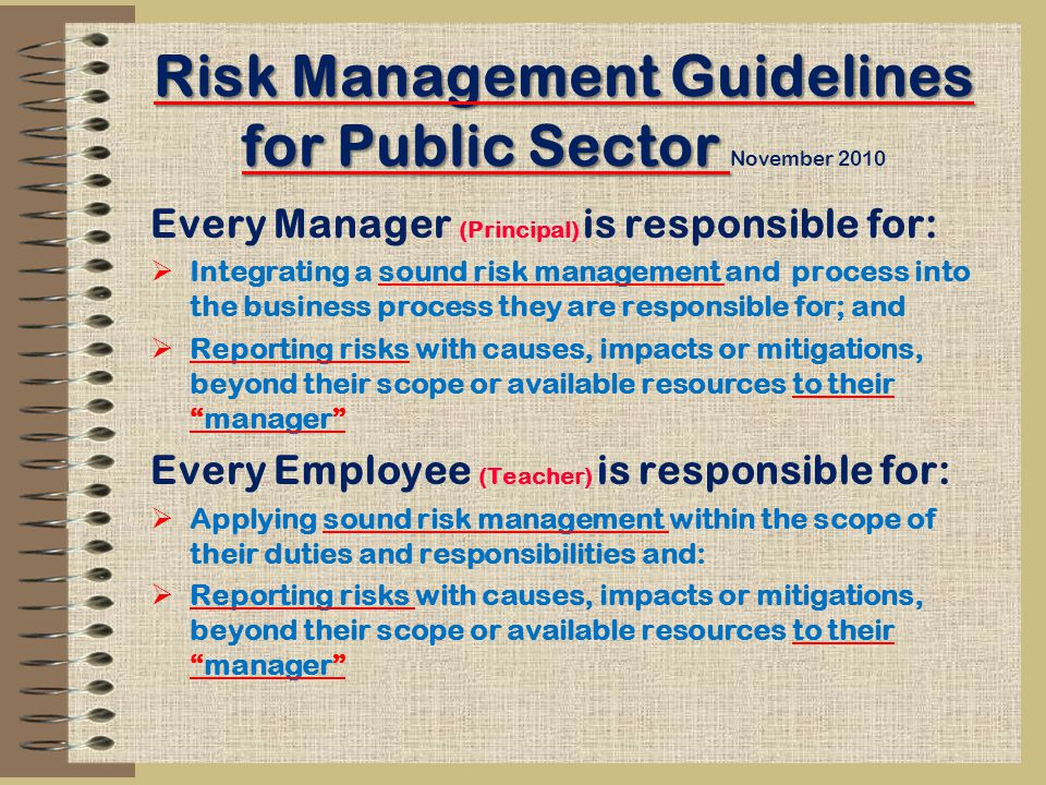 Employer (School District) Responsibilities Heads Up for Safety  provide a safe environment  take action immediately when the worker or supervisor tells you about a potentially hazardous situation  provide personal protective equipment where required