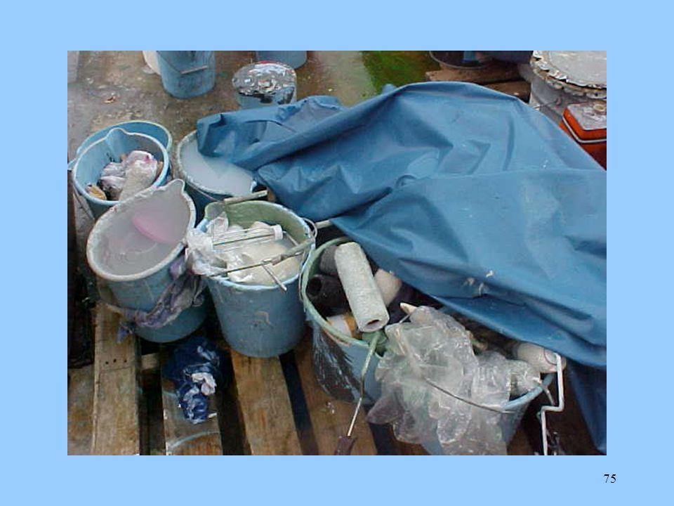74 Hazardous Material Control and Management Program