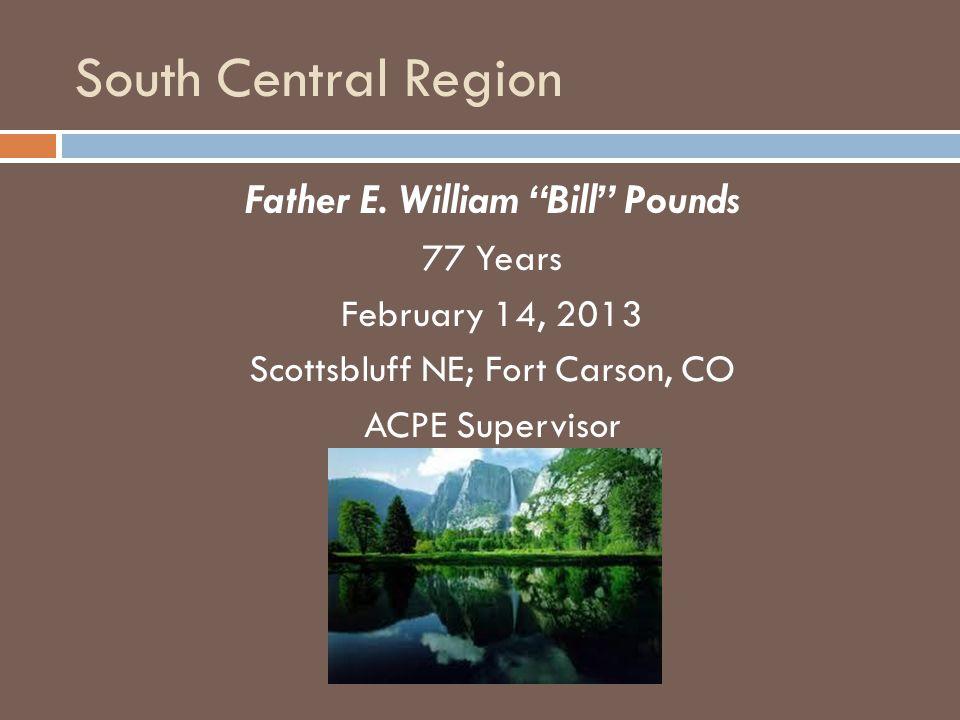 South Central Region Father E.