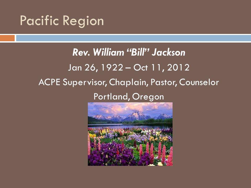 Pacific Region Rev.