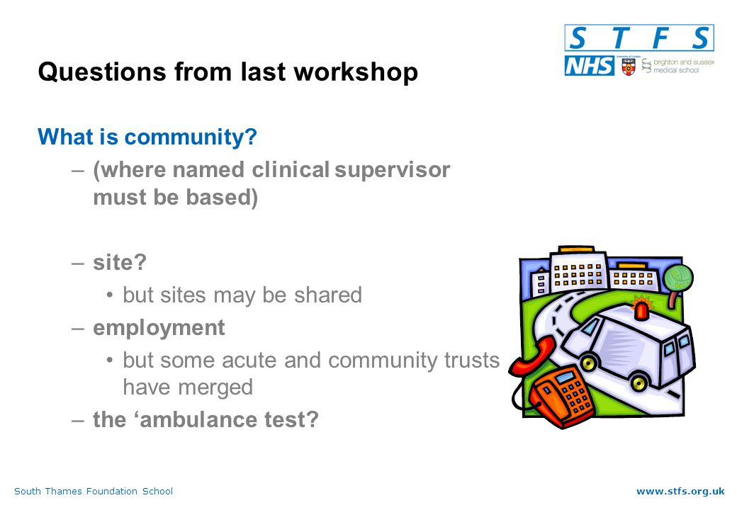 South Thames Foundation Schoolwww.stfs.org.uk What is surgery?